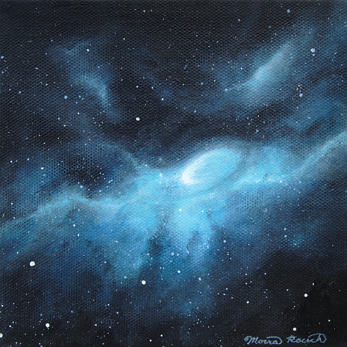 Painting of space