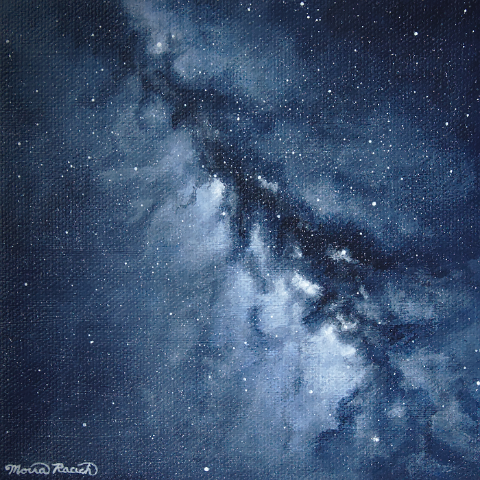 Painting of the Milky Way